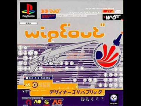 Wipeout - Cold Storage - Messij
