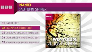 Manox - Autumn Shine (2Complex Radio Edit)