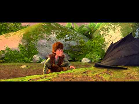How To Train Your Dragon Forbidden Friendship Scene 4k Hd