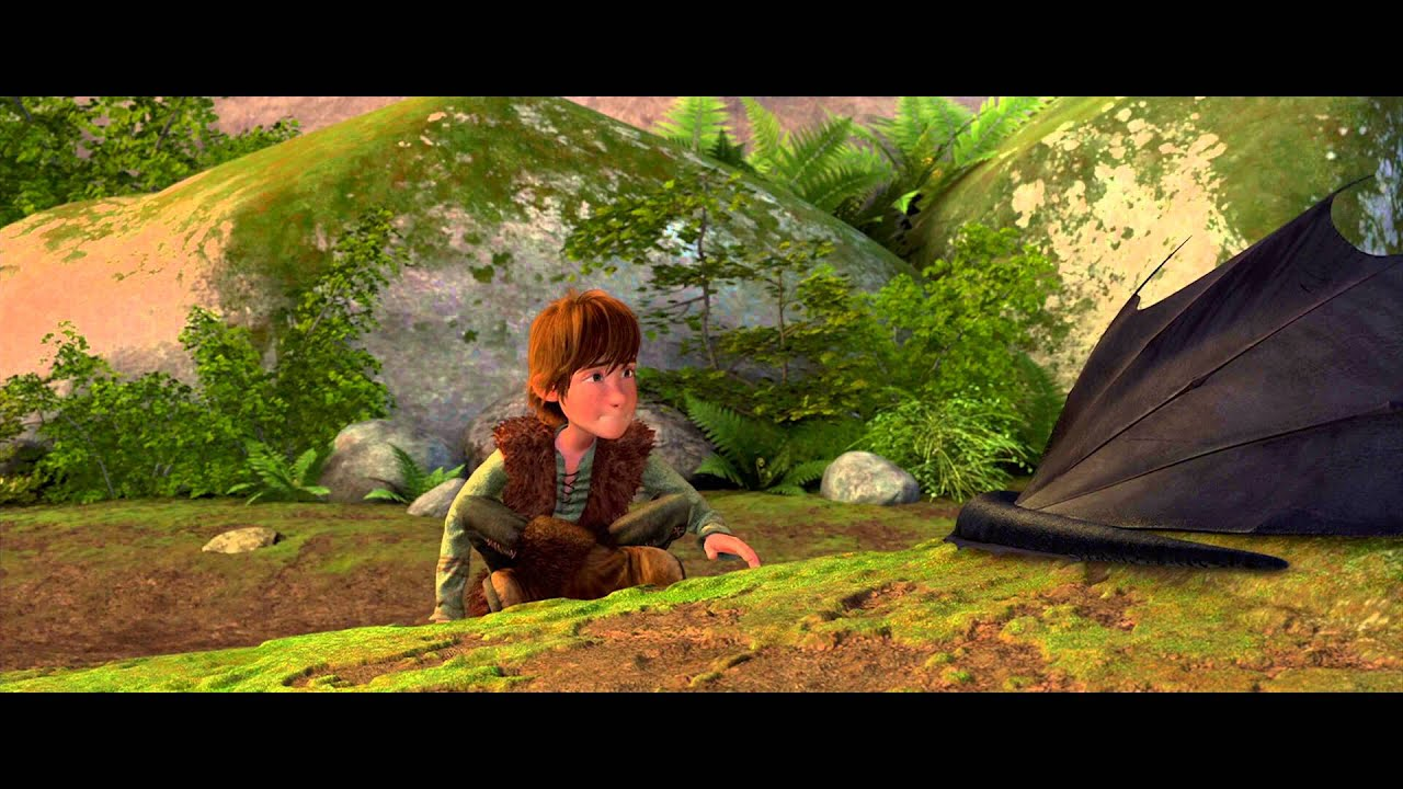 How to train your dragon forbidden friendship scene 4k hd youtube ccuart Choice Image