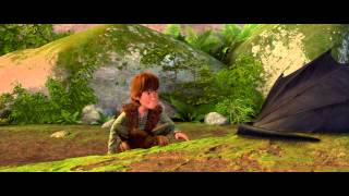 How To Train Your Dragon: Forbidden Friendship Scene 4K HD