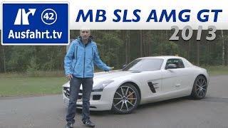 Mercedes-Benz SLS AMG GT 2013 Videos