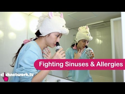 Fighting Sinuses & Allergies – Tried and Tested: EP36