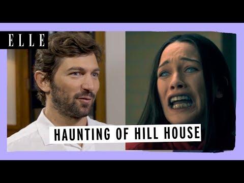 Michiel Huisman 'Steven Crain' about Haunting of Hill House  ELLE