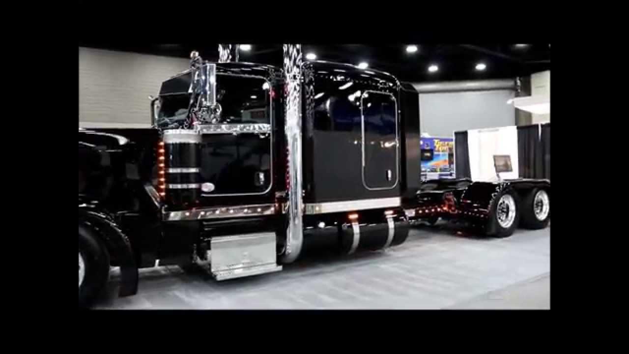 Pics For Gt Peterbilt 389 Show Trucks