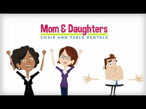 Chair & Table Rentals in San Francisco | MomChairs 415-756-3971