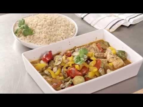 Matt Dawson's Healthy Mediterranean Cod Recipe