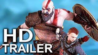 "GOD OF WAR 4 - Official ""Behind the Myths"" Trailer (2018)"