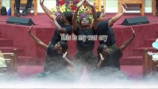 War Cry - Union Chapel MB Church Praise Dance Ministry