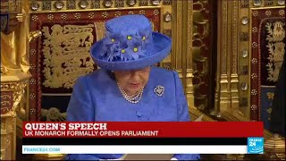 Queen's speech   My government will seek to maintain a special partnership with European allies