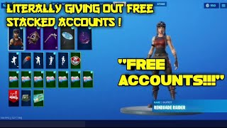 Fortnite Free Account Discord Generators | How to get free fortnite accounts (Check link in desc)