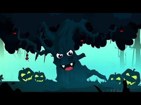 Хэллоуин дерево | детские песни | Halloween Tree | Schoolies Russia | русский мультфильмы для детей