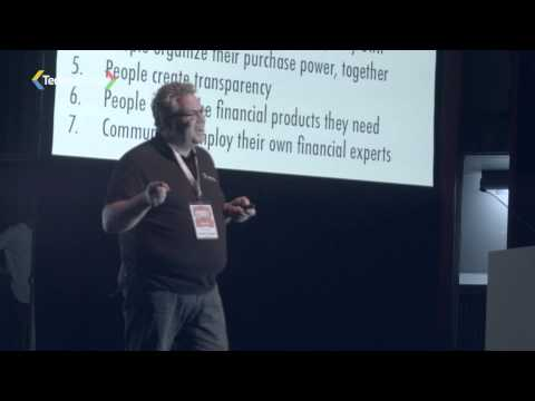 Ronald Verbrugge (Red to Blue) – The Fintech Revolution A Wave of Startups is Changing Finance