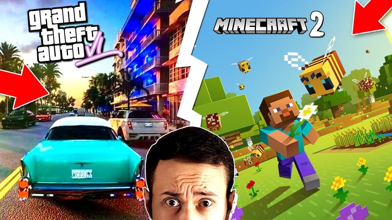 NOUL GTA 6 si Minecraft 2 ! Disponibile doar in Dreams