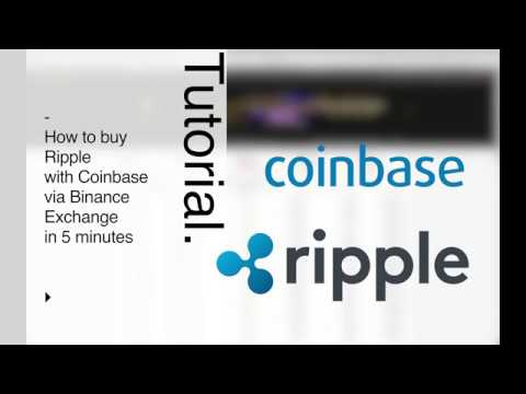 How to Buy Ripple from Coinbase NOW
