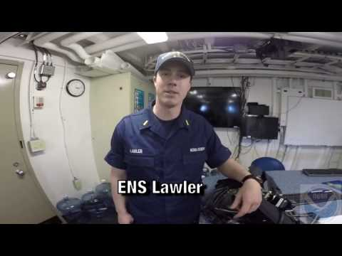 NOAA Ship Fairweather Deployment Preparation