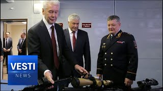 Moscow Celebrates Opening of New Security Center - Tight Security Needed for World Cup 2018