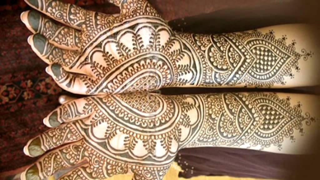 Image result for Top 10 Indian Mehendi Designs for Wedding