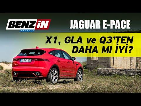 Jaguar E-Pace test sürüşü 2018