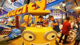 Main ke KIDCITY  !  Tempat main anak  terbaru di bandung  / Newest Kids Indoor Playground