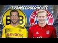 Mkhitaryan zurück zu Dortmund? Ajax-Talent de Jong zu Bayern? Transfers und Transfergerüchte 2017/18