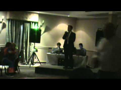 Matthew Lamb performs Mr. Brightside (big band version)