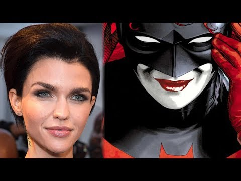 Ruby Rose DELETES Twitter Over Batwoman Casting Criticism