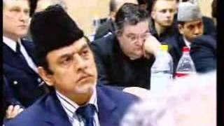 AHMADIYYA SUPREME HEAD FITNA & PEACE -4