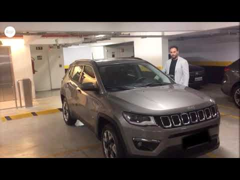 Mobokey Smartphone Car Key In Jeep Compass 2019 Customer Made