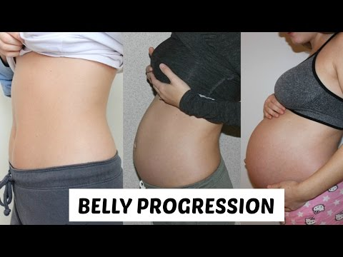 WATCH MY BELLY GROW – Monthly