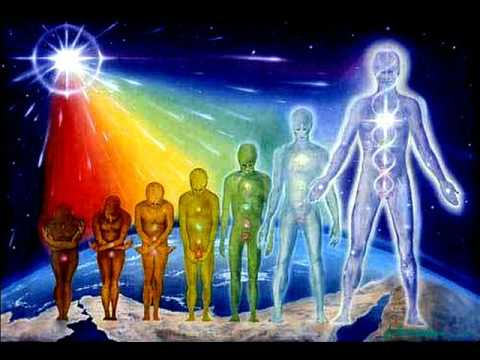 Human Consciousness is an Ongoing Spiritual Evolutionary Process