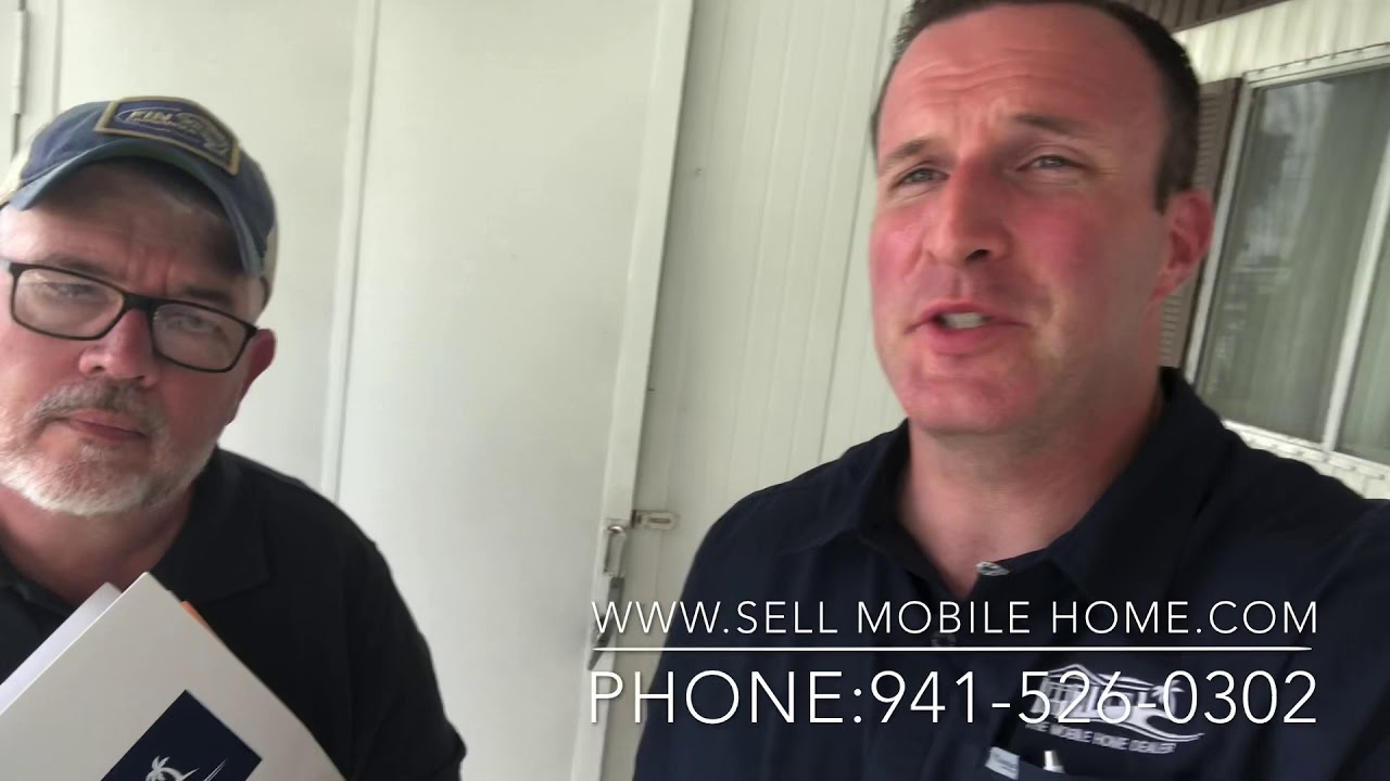 Joe Describes His Experience With The Mobile Home Dealer!