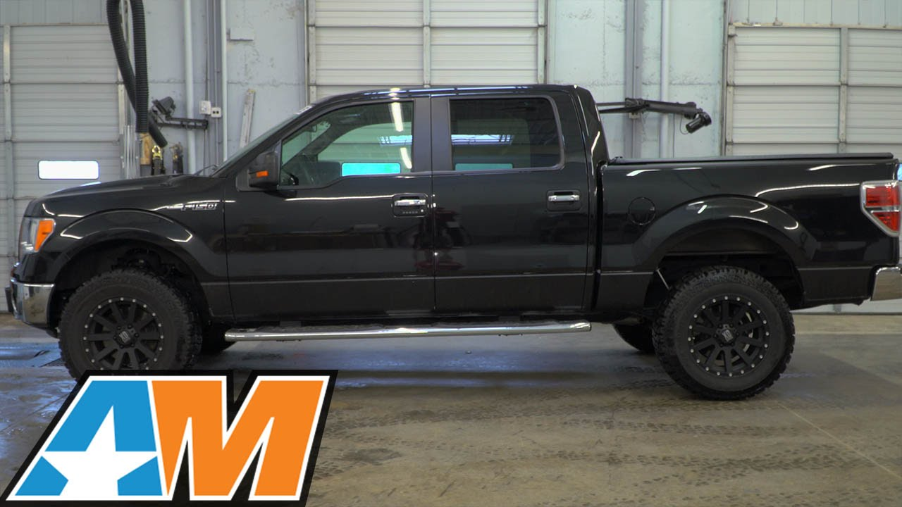 2009  Zone Offroad 2 Suspension Lift Kit 4wd Excluding Raptor Review Install You