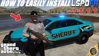 GTA 5 LSPDFR 0.4.4 Installation Tutorial [ Step by Step ] - GTA 5 POLICE MODS -