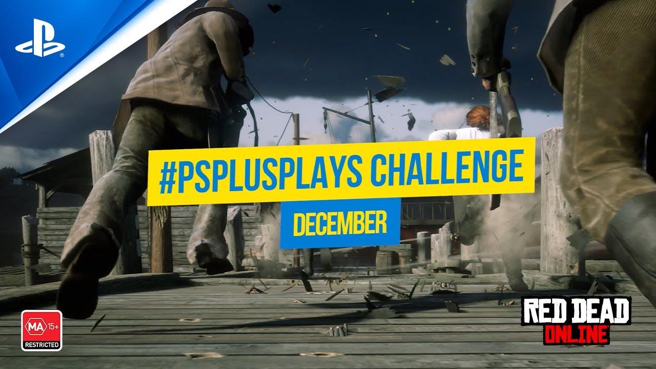 #PSPlusPlays | Red Dead Online