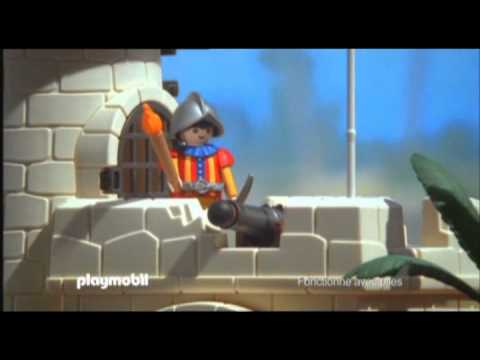 bateau de pirates playmobil youtube. Black Bedroom Furniture Sets. Home Design Ideas