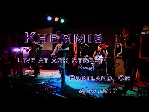 Khemmis at Ash Street Saloon  3, 30, 2017  -Full Set