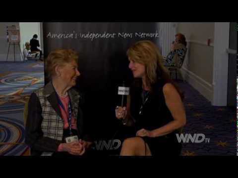 CPAC 2014 Phyllis Schlafly Interview