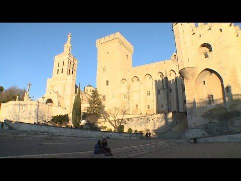 Le palais des Papes, le plus grand palais gothique du monde - Météo à la carte
