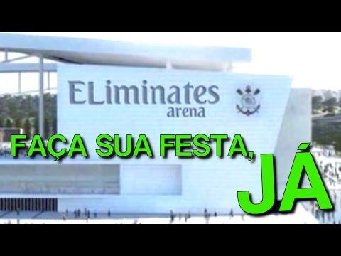 FAÇA SUA FESTA AQUI |arena eliminates| KKKKKK'