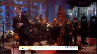 Michael Buble (Santa Claus Is Coming To Town) - Live