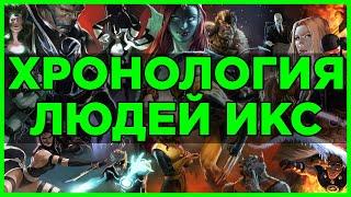 В каком порядке смотреть фильмы Люди Икс. Хронология X-Men