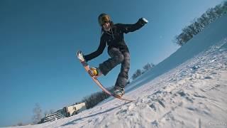 Видеопрофайл: сноубордистка Нина - Диана Зырянова