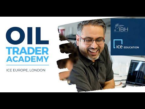 Oil Trader Academy | London, ICE Europe | IBH | Promo