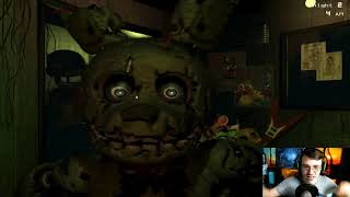 Horror Month Part 3  Five Nights at Freddy's 3