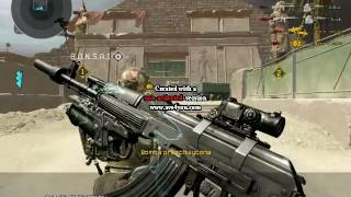 Warface:high rank boosted by hacker in RM
