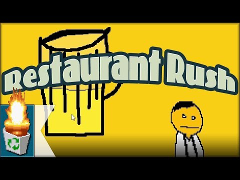 Garbage Game: Restaurant Rush