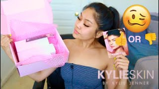 KYLIE SKIN SUMMER BODY COLLECTION FIRST IMPRESSIONS/ REVIEW