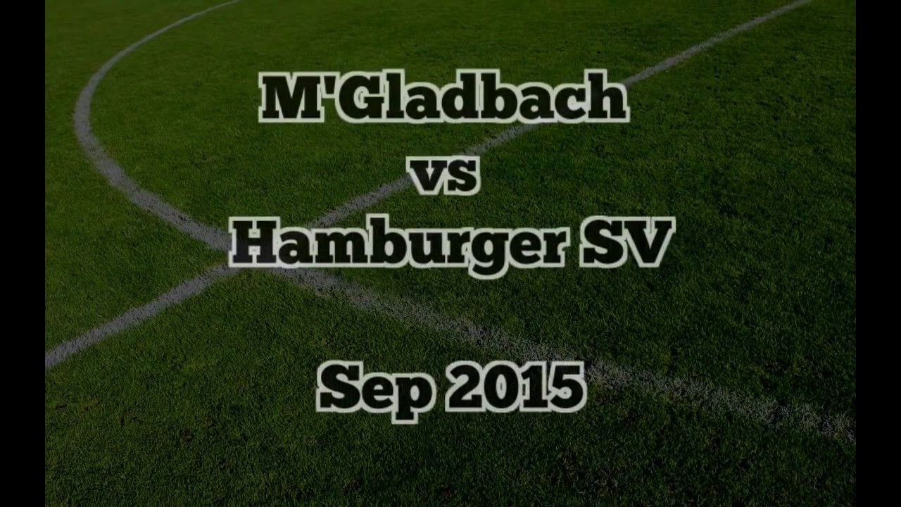 hsv gladbach highlights