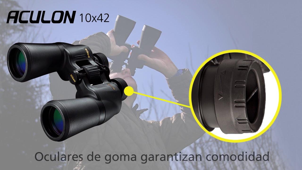 Nikon Aculon A211 10x42 Binoculares